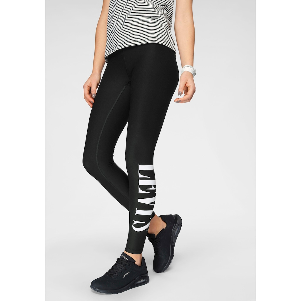 Levi's® 7/8-Leggings »LOGO LEGGING«, mit Levis - Logoschriftzug seitlich