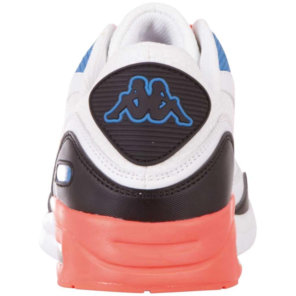Kappa Sneaker »HARLEM II PC«, mit besonders softer, flexibler Sohle