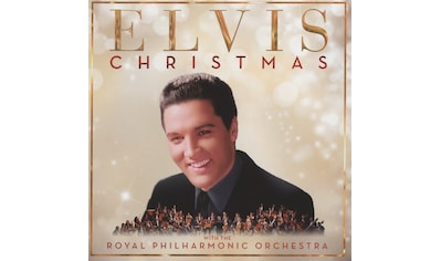 Musik-CD »Christmas with Elvis and the Royal Philharmonic Or / Presley,Elvis« kaufen