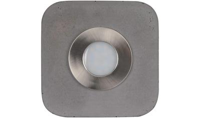 SPOT Light LED Deckenleuchte »COOL«, Neutralweiß, aus echtem Beton, LED-Module... kaufen