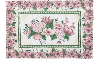 SPRÜGEL Platzset »Rose im Rahmen«, Gobelin kaufen