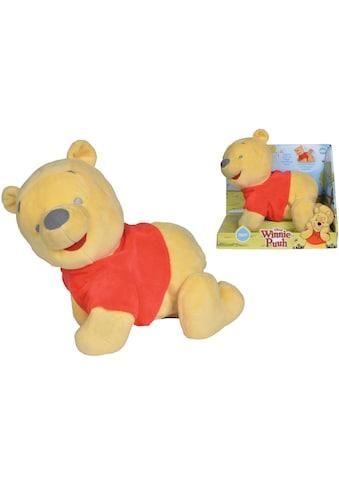 SIMBA Kuscheltier »Disney Winnie the Pooh, Krabbel mit mir«, mit Bewegung und Sound kaufen