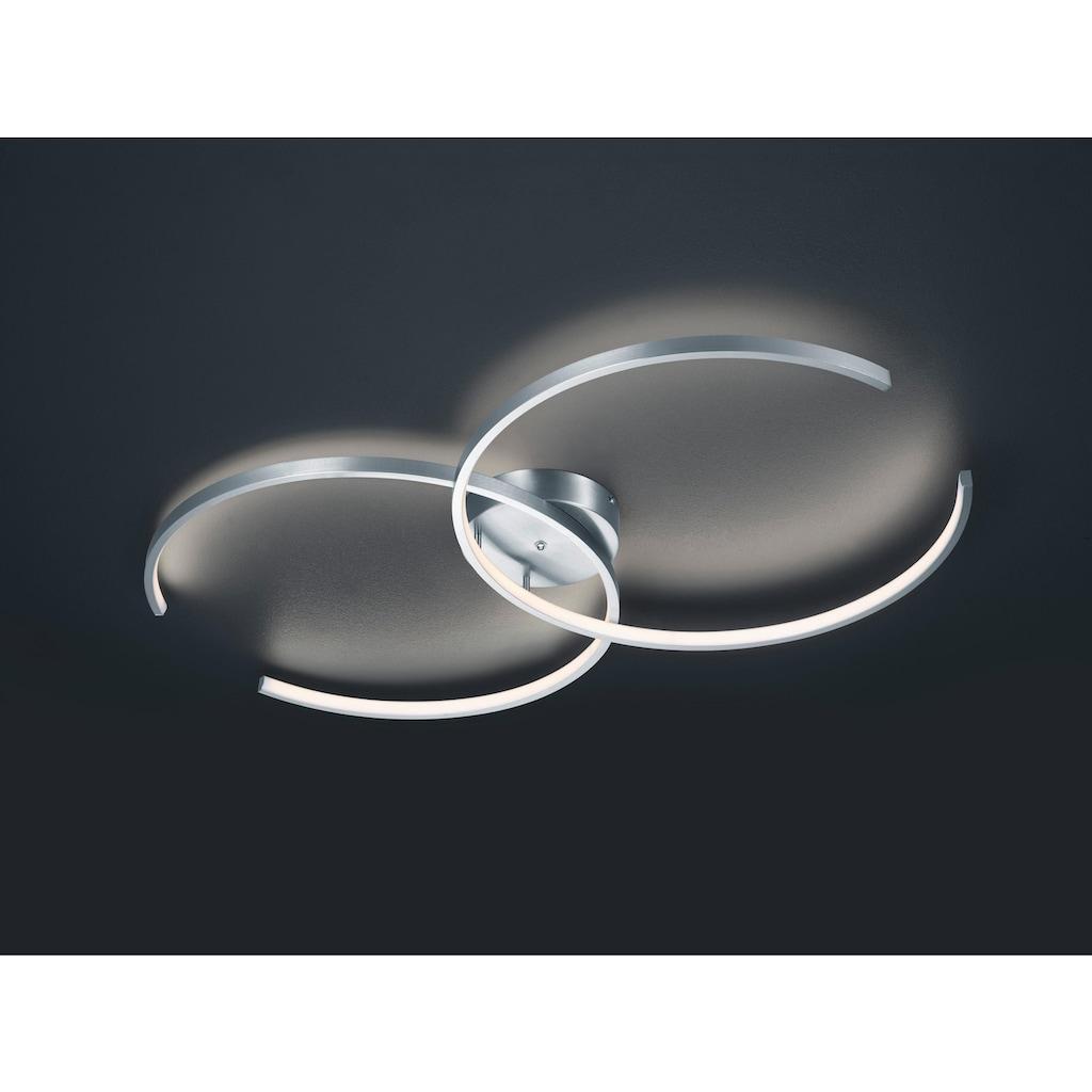 TRIO Leuchten LED Deckenleuchte »CITIZEN«, LED-Board, 1 St., Farbwechsler, RGBW