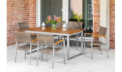 MERXX Gartenmöbelset »Silano« kaufen