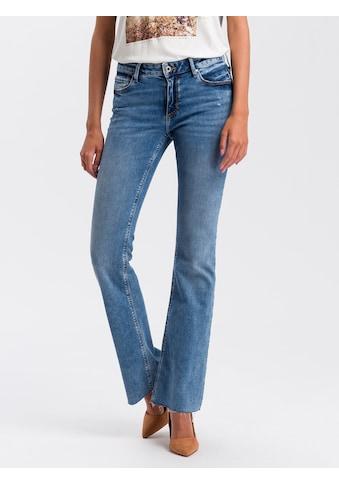 Cross Jeans® Schlagjeans »Faye« kaufen