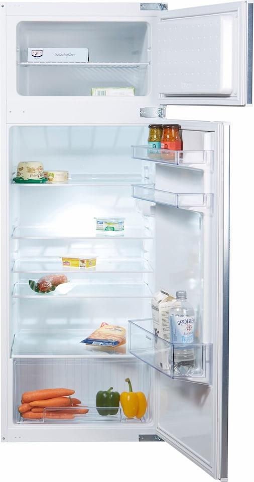 Constructa Einbaukühlschrank, 144,6 cm hoch, 54,5 cm breit