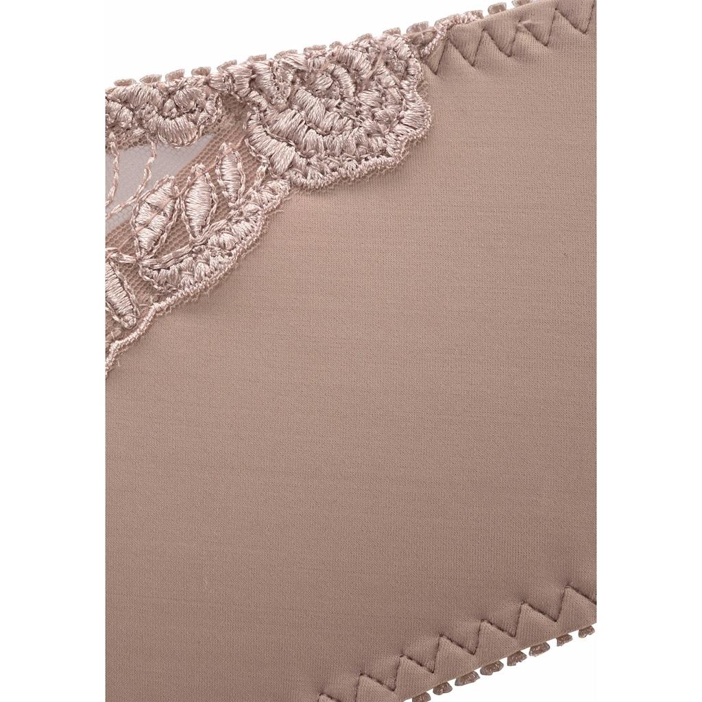 Nuance Slip, mit Stickereispitze