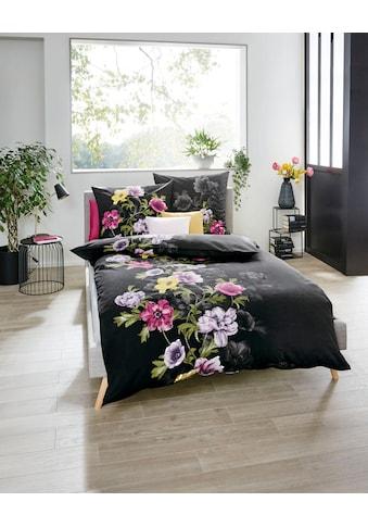 Kaeppel Bettwäsche »Victoria«, im Blumenmuster kaufen