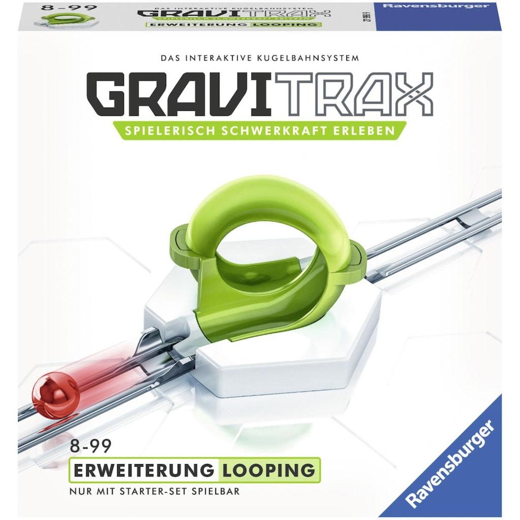 Ravensburger Kugelbahn »GraviTrax® Looping«, Made in Europe, FSC® - schützt Wald - weltweit