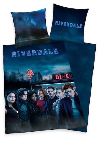 Wendebettwäsche »Riverdale«, mit tollem Riverdale-Motiv kaufen