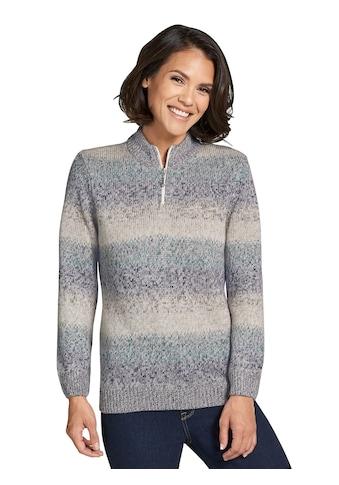 Classic Basics Pullover mit Stehkragen kaufen