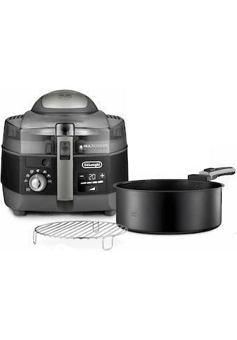 De'Longhi Heissluftfritteuse »MultiFry EXTRA CHEF PLUS FH1396.BK«, Multicooker mit 4-in-1 Funktion, auch zum Brotbacken, Fassungsvermögen 1,7 kg kaufen