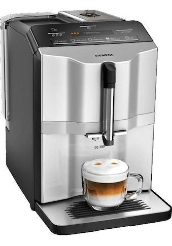 SIEMENS Kaffeevollautomat EQ.300 TI353501DE, 1,4l Tank, Scheibenmahlwerk kaufen