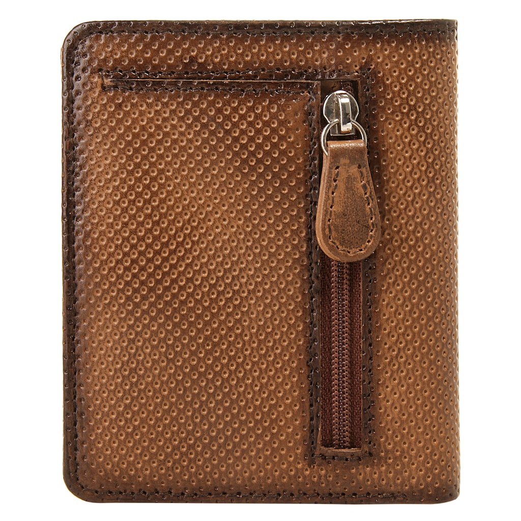 bugatti Brieftasche »PERFO«, Kreditkartenfächer