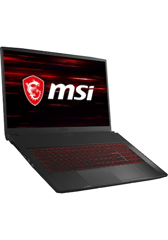 "MSI Gaming-Notebook »GF75 10SDR-420 Thin«, (43,9 cm/17,3 "" Intel Core i7 GeForce® GTX 1660Ti\r\n 1000 GB HDD 256 GB SSD) kaufen"