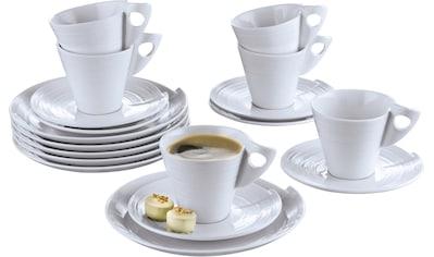 """Retsch Arzberg Kaffeeservice """"Julie"""" (18 - tlg.), Porzellan kaufen"""
