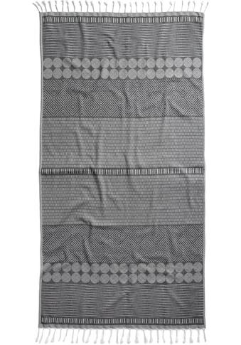 Seahorse Hamamtuch »Wabi Sabi«, (1 St.), mit unterschiedlichem Muster kaufen