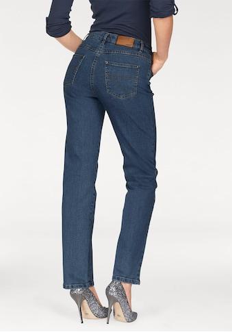 Arizona Gerade Jeans »Annett«, High Waist kaufen