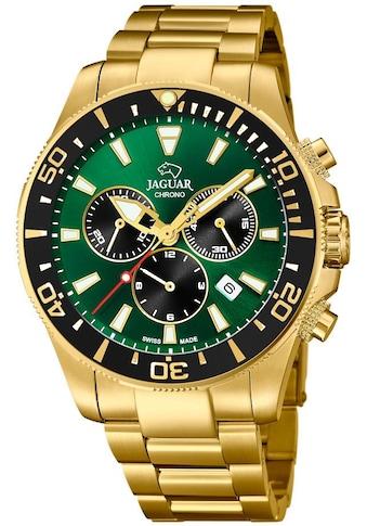 Jaguar Chronograph »Executive Diver, J864/1«, mit dezentraler Sekunde kaufen
