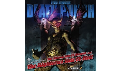 Musik-CD »The Wrong Side Of Heaven And The Righteous Side Of / Five Finger Death Punch« kaufen