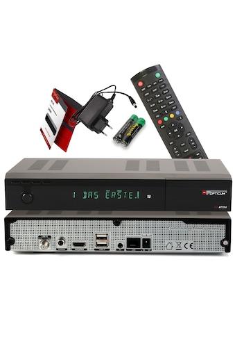 Opticum Red SAT-Receiver »Atom 4K UHD«, PVR Ready, IP TV Ready kaufen