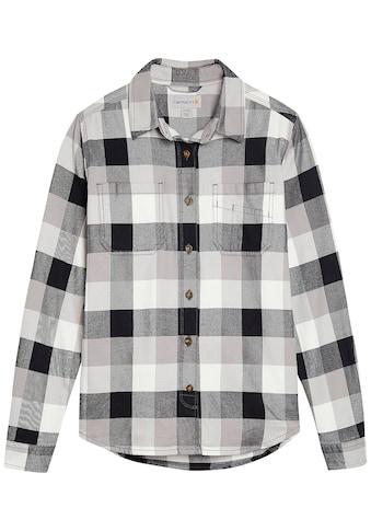 Carhartt Flanellhemd »HAMILTON PLAID FLANNEL SHIRT« kaufen