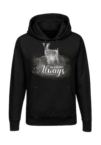 Warner Kapuzensweatshirt »Harry Potter Always« kaufen
