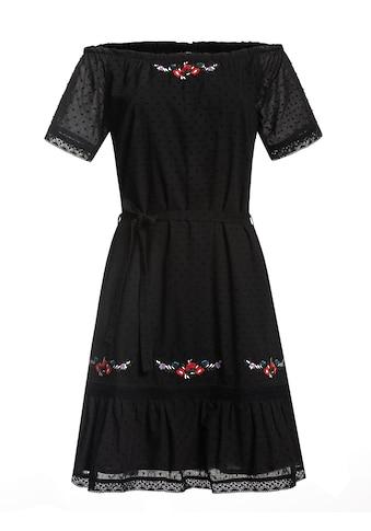 Vive Maria Blusenkleid »Boho Black Dream« kaufen