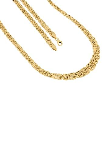 Firetti Goldkette »Königskettengliederung, 6,7 mm - 11,3 mm breit, spiegeldiamantiert... kaufen