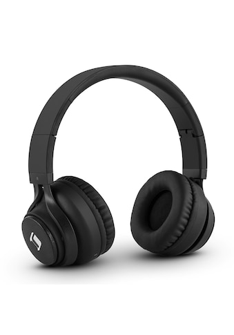 Auna Kabellose 2 in 1 Kopfhörer Speaker Bluetooth Akku kaufen