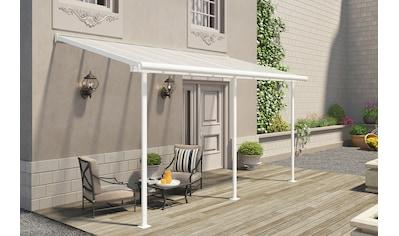 PALRAM Terrassendach , weiß, BxT: 460x230 cm kaufen