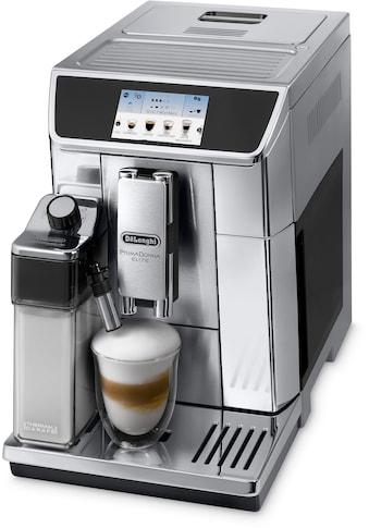 De'Longhi Kaffeevollautomat PrimaDonna Elite ECAM 656.75.MS, 2l Tank, Kegelmahlwerk kaufen