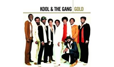 Musik-CD »GOLD / KOOL & THE GANG« kaufen