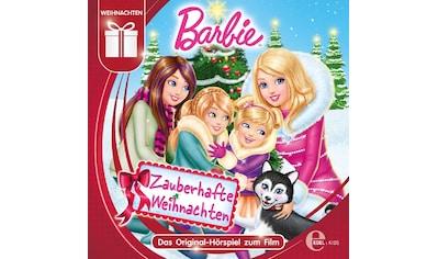 Musik-CD »Zauberhafte Weihnachten-Original Hörspiel z.Film / Barbie« kaufen
