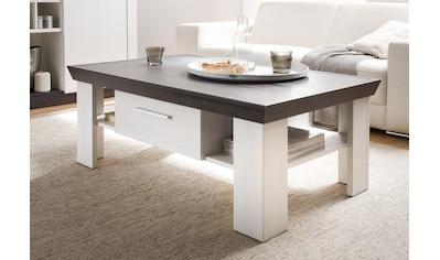 Home affaire Couchtisch »Sienna«, mit Funktion, Breite 110 cm kaufen