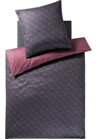 Joop! Bettwäsche »JOOP! CORNFLOWER DOUBLE«, mit elegantem Kornblumen-Muster kaufen