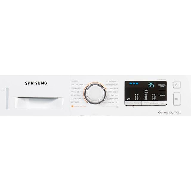 Samsung Wärmepumpentrockner DV4500 DV70M5020KW/EG, 7 kg