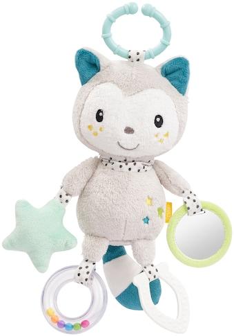 Fehn Greifspielzeug »Aiko & Yuki Activity-Katze mit Ring«, mit Ring kaufen