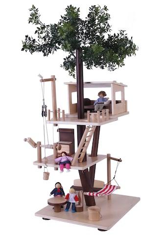 EverEarth® Puppenhaus »Baumhaus«, FSC®-Holz aus gewissenhaft bewirtschafteten Wäldern kaufen