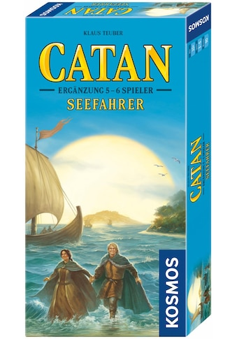Kosmos Spiel »Erweiterungsspiel Catan 5 - 6 Spieler, Seefahrer«, Made in Germany kaufen