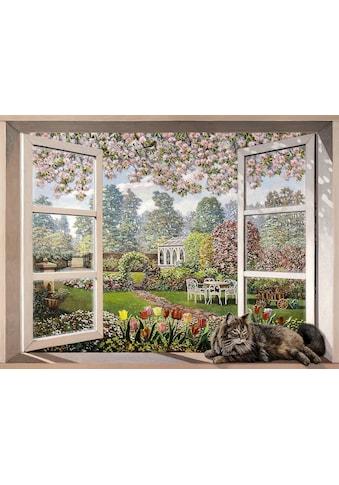 Home affaire Kunstdruck »ANDREA DEL MISSIER / Giardino italiano«, (1 St.) kaufen