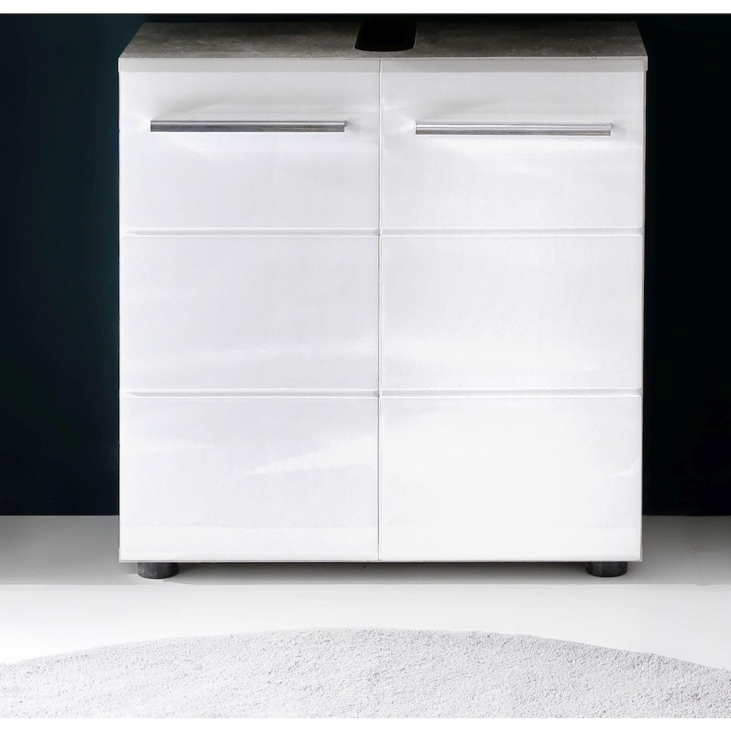 trendteam Waschbeckenunterschrank »Nano«