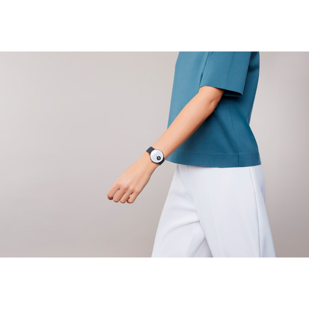 Withings Fitnessuhr »Activité STEEL HR (36 mm)«