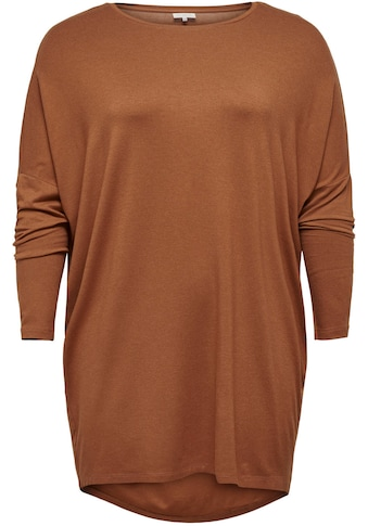 ONLY CARMAKOMA Oversize-Shirt »CARCARMA«, mit überschnittenen Schultern kaufen