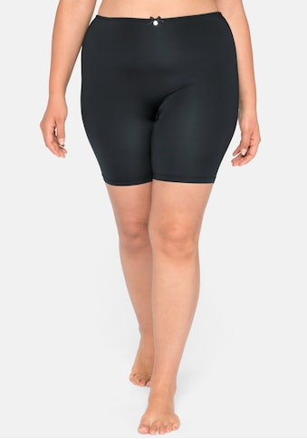 Sheego High-Waist-Slip, mit langem Bein, Microfaser kaufen