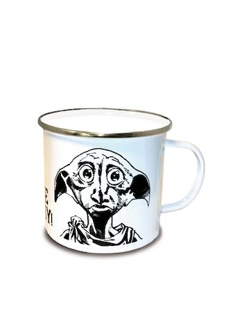 LOGOSHIRT Tasse mit tollem Dobby-Print kaufen