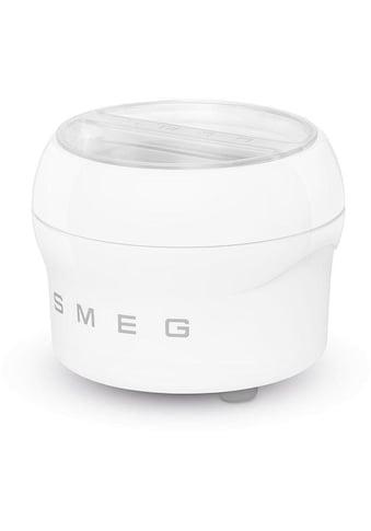 Smeg Eisbereiteraufsatz SMIC01 NUR in Kombination mit der Edelstahlschüssel kaufen