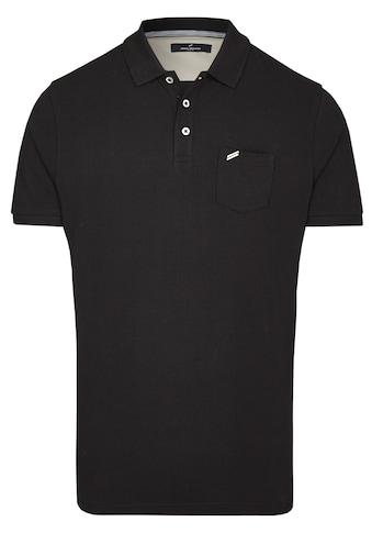 Daniel Hechter Piquee Poloshirt mit Brusttasche kaufen