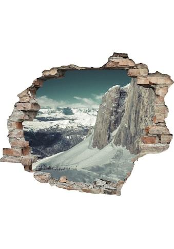 queence Wandtattoo »Berge« kaufen