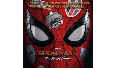 Musik-CD »Spider-Man: Far from Home/OST / Giacchino,Michael« kaufen